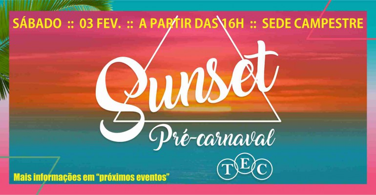sunset pre carnaval slide